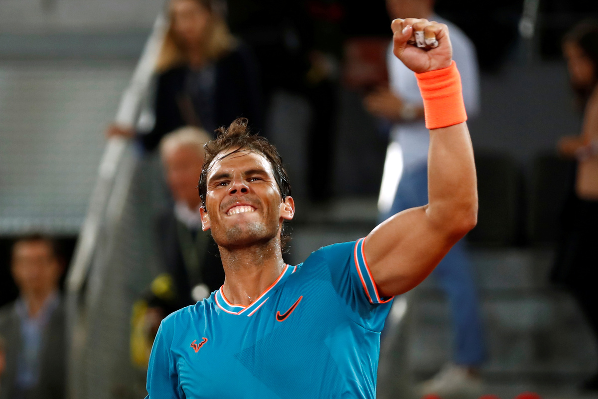 Inkl Nadal And Djokovic Head French Open Cast As Federer Returns Reuters